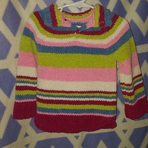 Toddler girls sweater